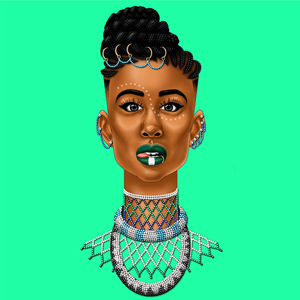 thabiso mbambo south african illustrator