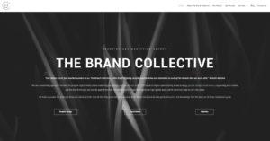 Brand Collective website